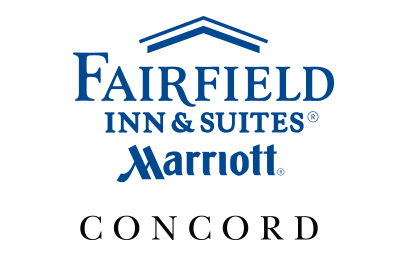 Fairfield Inn Concord: Earn Rewards points and stay productive when traveling to Concord.